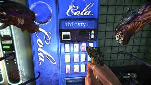 Video Game Vending Machines Custom This Professor Has Documented 4848 Soda Machines In Video Games