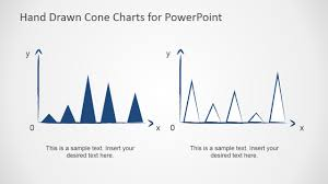 Hand Drawn Cone Charts Toolkit For Powerpoint