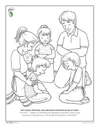 Lds Coloring Page Page Lds Coloring Pages Prayer Dariokojadininfo