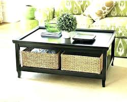 white coffee table with baskets white coffee table with baskets in stein world seaside casual white white coffee table