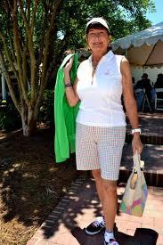 Myrna Spencer models a tennis outfit | News | thepilot.com