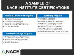corrosion technician nace international before using this presentation please contact