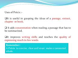Functional English  CA    Precis Writing by R Dhillon