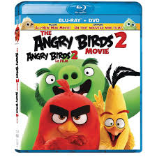 The Angry Birds Movie 2 [ Blu-Ray + DVD ]