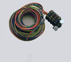 21 circuit rebel wiring harness (pt 8870) universal street rod rat Rebel Wiring Harness image is loading 21 circuit rebel wiring harness pt 8870 universal rebel wiring harness diagram