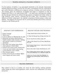 Good CRNA CV - page 2