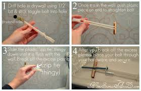 how to hang shelves