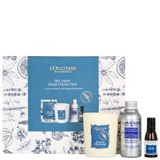 l occitane gifts relaxing home