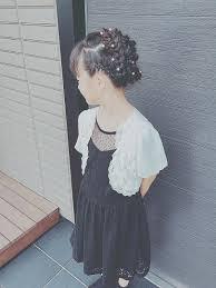 ピアノの発表会ヘアアレンジ衣装 Uchi Life サンキュ主婦ブログ