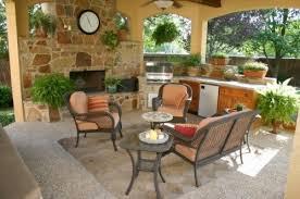 eclectic patio outdoor gazebo living