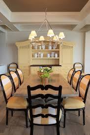 hutch greyer oak traditional dining room