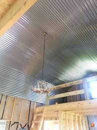corrugated tin ceiling any have corrugated tin on their interior ceilings community discussion forums corrugated tin corrugated tin ceiling