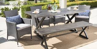 outdoor dining sets at overstock our best patio furniture deals