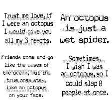 Octopus Quotes