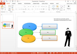 Venn Diagram In Ppt Venn Diagram Templates For Powerpoint