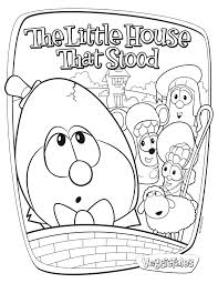Free Coloring Page Featuring The Little