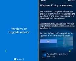 How To Upgrade Windows Phone 8 1 To Windows 10 Mobile