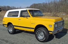 Blazer chevy blazer : 1972 Chevrolet Blazer | Connors Motorcar Company