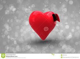 posite image of heart with open door
