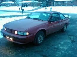 1989 Chevrolet Cavalier - Information and photos - MOMENTcar