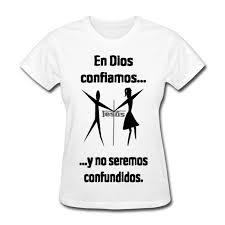 camisetas cristianas