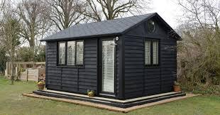 smart garden office. Smart Garden Offices\u0027 Suffolk Barn Trio Model Office