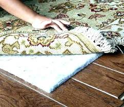what kind of rugs are safe for hardwood rs rug pads area best laminate awesome pad