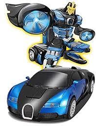 Buy Mashreq International Dubai 2.4G R/C Changing Robot <b>Car</b> ...