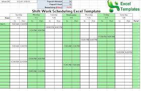 easy work schedule maker work schedules archives schedule templates