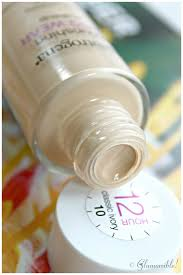neutrogena nourishing long wear liquid makeup clic ivory