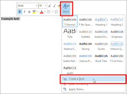 How to set a default Outlook email format (font size, style, etc ...