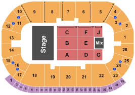 Hershey Centre Tickets And Hershey Centre Seating Charts