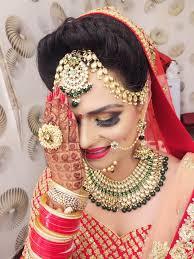 bridal makeup salon rohini