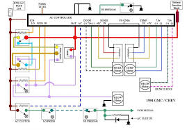 ac & heater control problem 91 k1500 silver truck forum Typical HVAC Wiring-Diagram at K1500 Tahoe Hvac Wiring Diagram