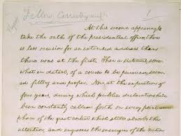 essay about abraham lincoln an example of a strong thesis  how abraham lincoln used words to bind up the nation s wounds how abraham lincoln used