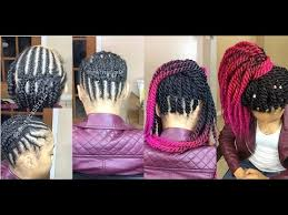 Crochet Twist Braid Pattern Adorable 488 BEST BRAIDING PATTERN 48 Crochet PONYTAIL YouTube
