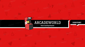 Youtube Channel Banners Red And Black Youtube Banner Maker For A Gaming Channel 408e