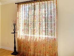 Celadon floral sheer curtain panel   Sheer Curtain Panels ...