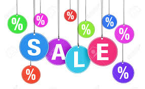 sale word sale discount and promotion shopping concept with sale word stock
