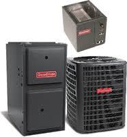 goodman 1 5 ton split system. goodman 5 ton 14 seer 96% 100k btu gas furnace system(upflow,vertical 1 split system