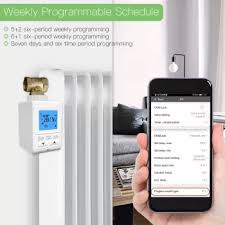 Compare Zigbee Smart TRV Thermostatic Radiator Valve Controller ...