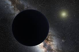 Distance Between Sun And Neptune In Light Years Planet Nine Wikipedia