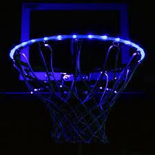 Basketball Hoop Led Light Ultra Bright Led Basketball Rim Lighting Kit Walmart Com