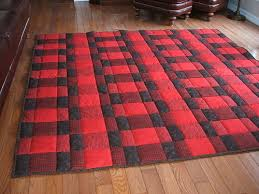 Plaid for Dad Comfort Quilt Pattern | FaveQuilts.com & Plaid for Dad Comfort Quilt Pattern Adamdwight.com