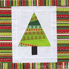 Sewing By Stephanie: 12 Days of Christmas Sampler Quilt, blocks 5-12 & Block 7: Christmas Tree (designed by Jennifer @ Ellison Lane Quilts) Adamdwight.com
