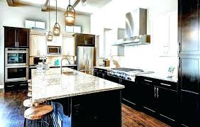 light countertops with dark cabinets kitchen dark cabinets light granite dark cabinets with granite kitchen with