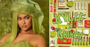 Kylie Cosmetics Announces 'The Grinch ...
