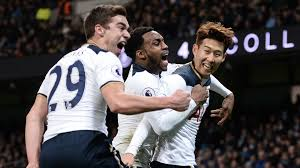 Manchester City Tottenham 2 2 Highlights