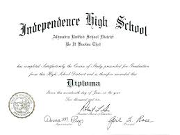 High School Diploma Template Business Medical Best Templates For