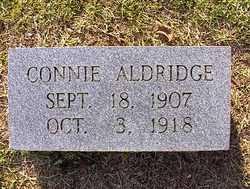 Connie Aldridge (1907-1918) - Find A Grave Memorial